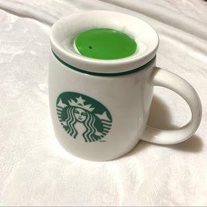 Starbucks Travel Coffee Mug Silicone Lid Chubby